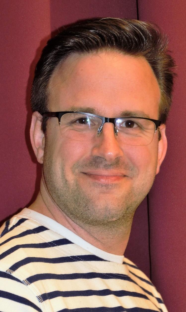 Florian Grösch Portätfoto