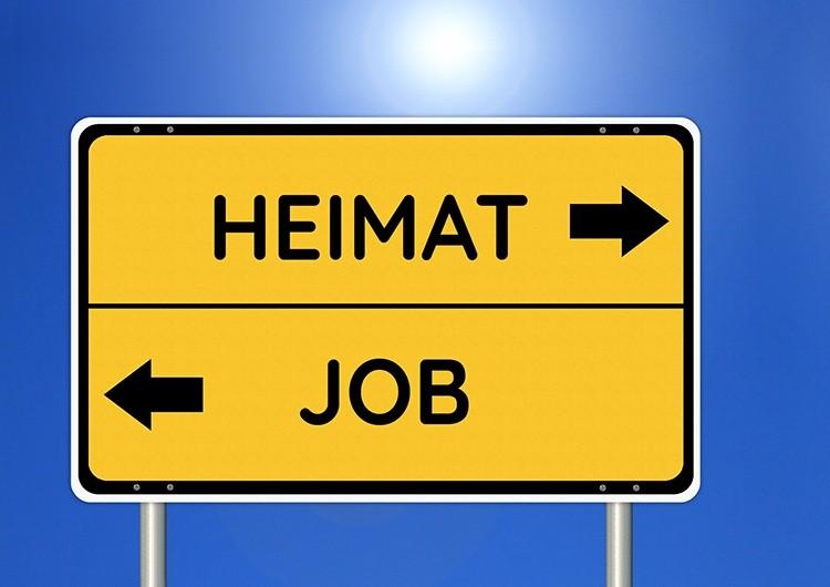 Heimat und Jobsuche – Eine Studie untersucht die Bedeutung von Regionalität für Arbeitnehmer