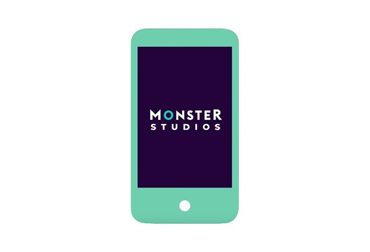 "Monster Studios – ""lebendiges"" Recruiting per App."
