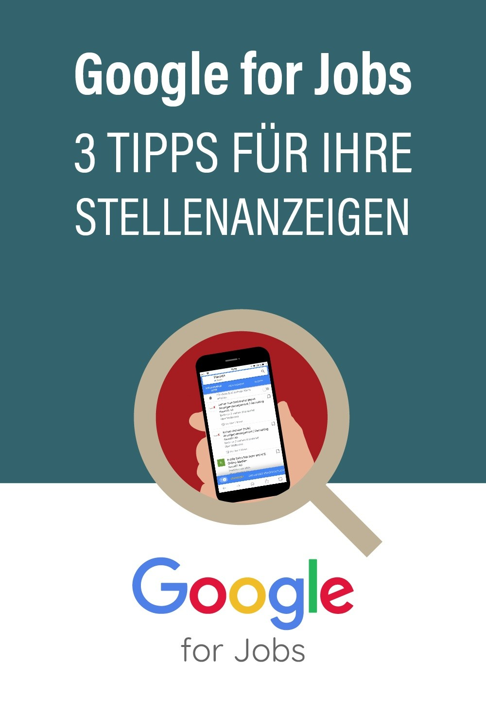 Google for Jobs Checkliste PDF