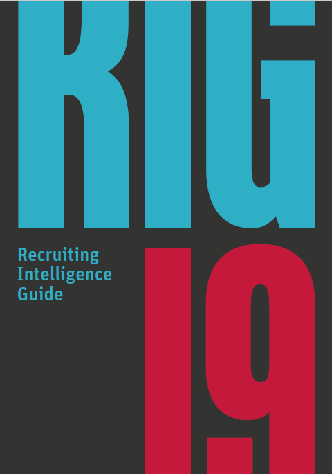 Cover des Recruiting Intelligence Guide