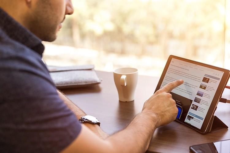 Ersetzt das Social Media Profil die Bewerbungsmappe?