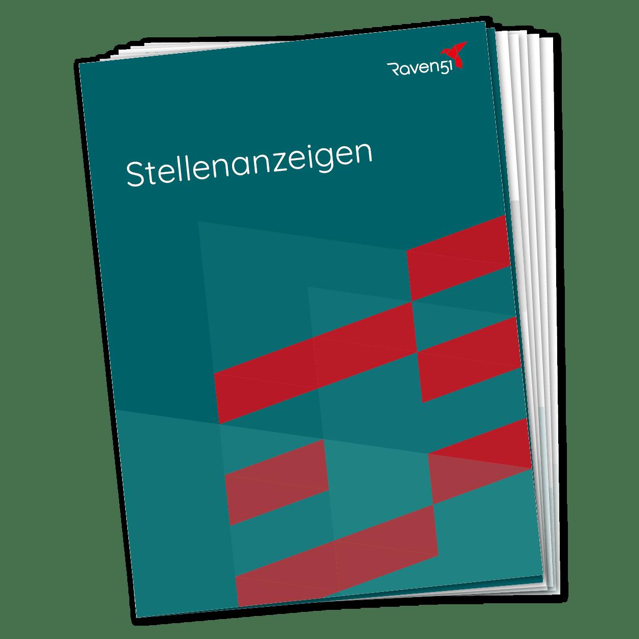 Raven51 - E-Book Stellenanzeigen-Alles was Sie wissen müssen 2020