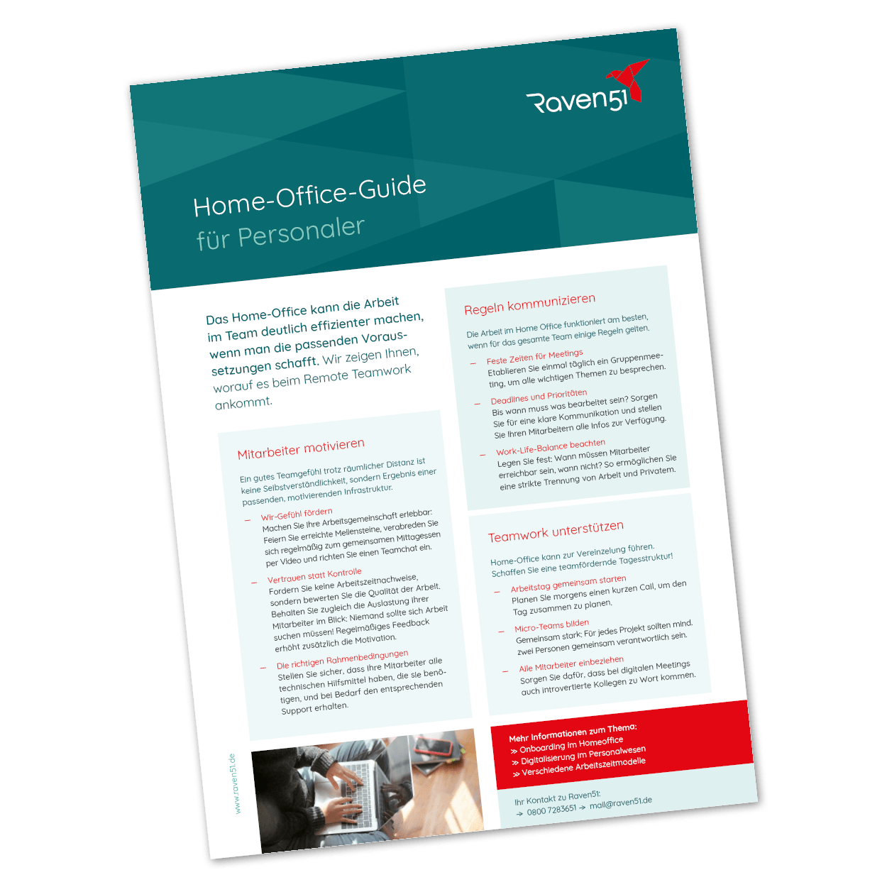 Home-Office-Guide fuer Personaler