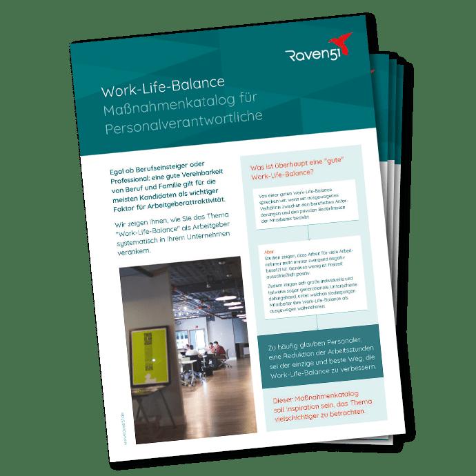 Work-Life-Balance Maßnahmen für Personaler