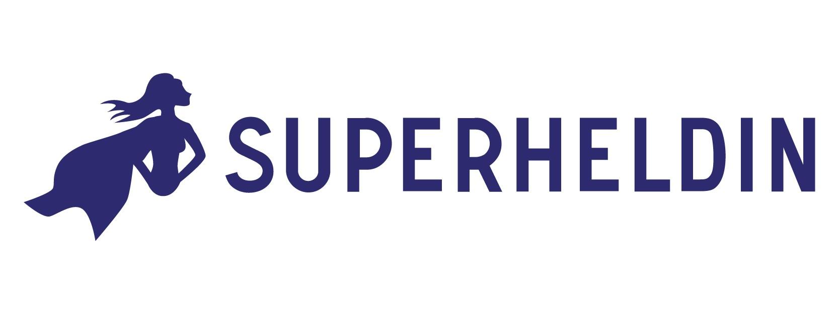 superheldin logo
