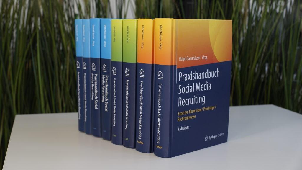 Raven51 Elevator – Referenten im Interview:   Ralph Dannhäuser über das Praxishandbuch Social Media Recruiting