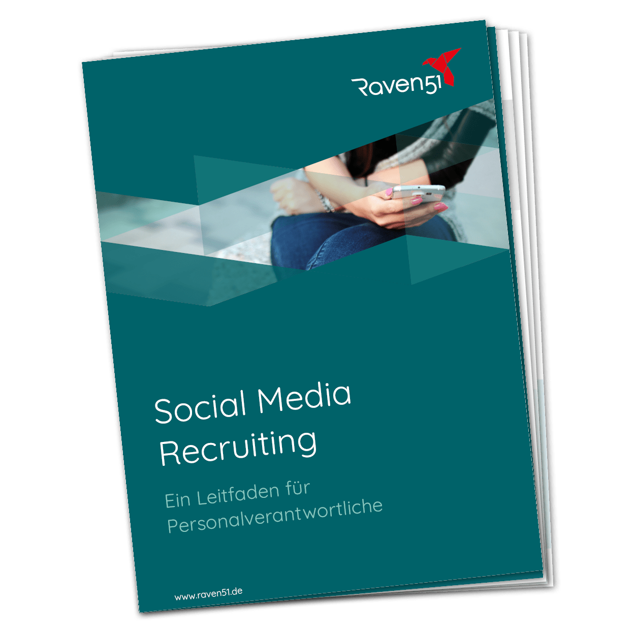 E-Book Social Media Recruiting Cover