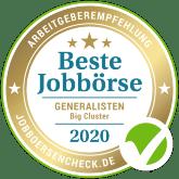 Jobware Auszeichnung 2