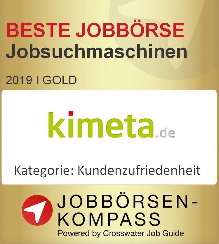 Auszeichnung 1 Kimeta