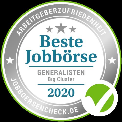 Auszeichnung stellenanzeigen.de
